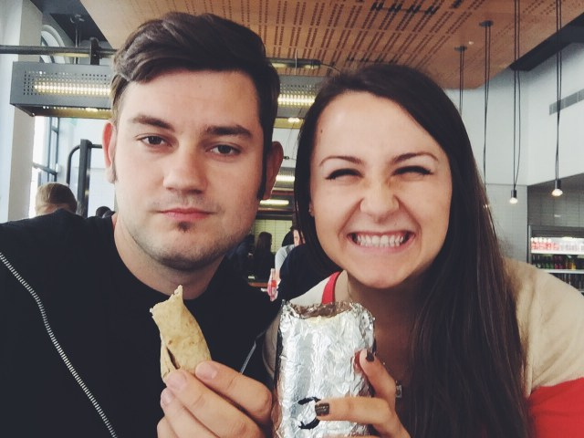 Chipotle London