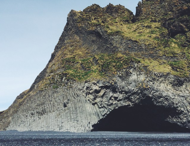 Black Sand Beach, South Shore Iceland