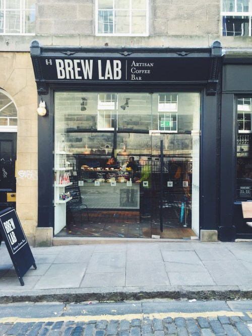 Brew Lab, Edinburgh