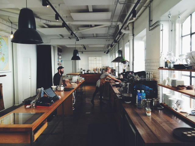The Coffee Collective, Copenhagen