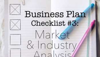 market and competition business plan