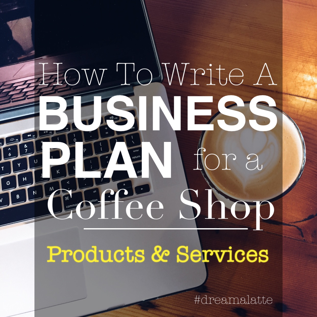 tea cafe business plan