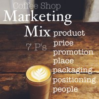 Coffee Shop Business Plan: Marketing Mix