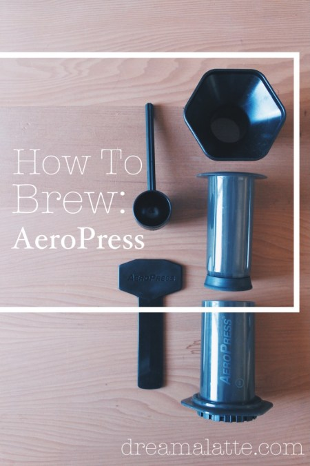 Aeropress Brewing