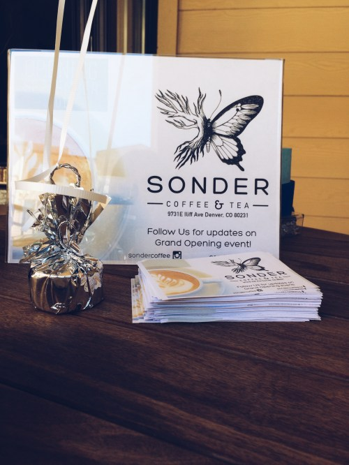SONDER Build Out on Dream|a|Latte