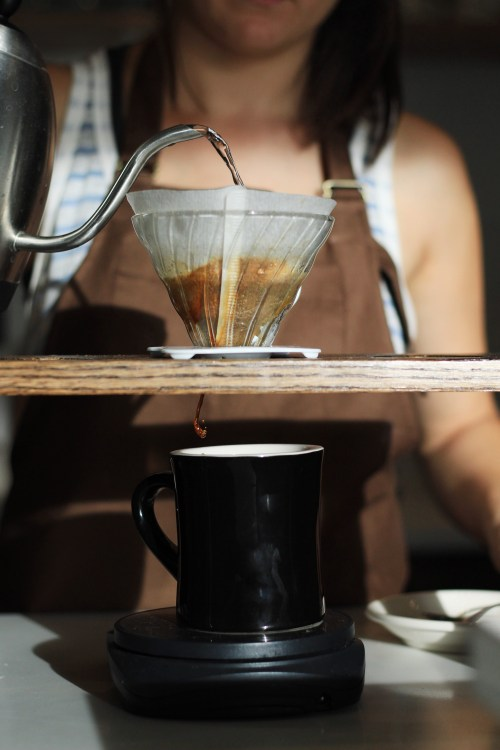 SONDER Coffee Day in the Life-