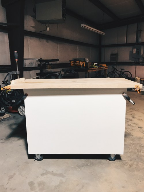Building A Coffee Cart