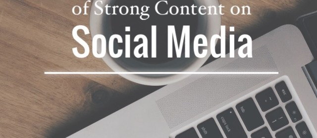 10 C's of Strong Social Media Content