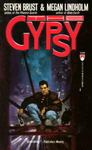 The Gypsy cover