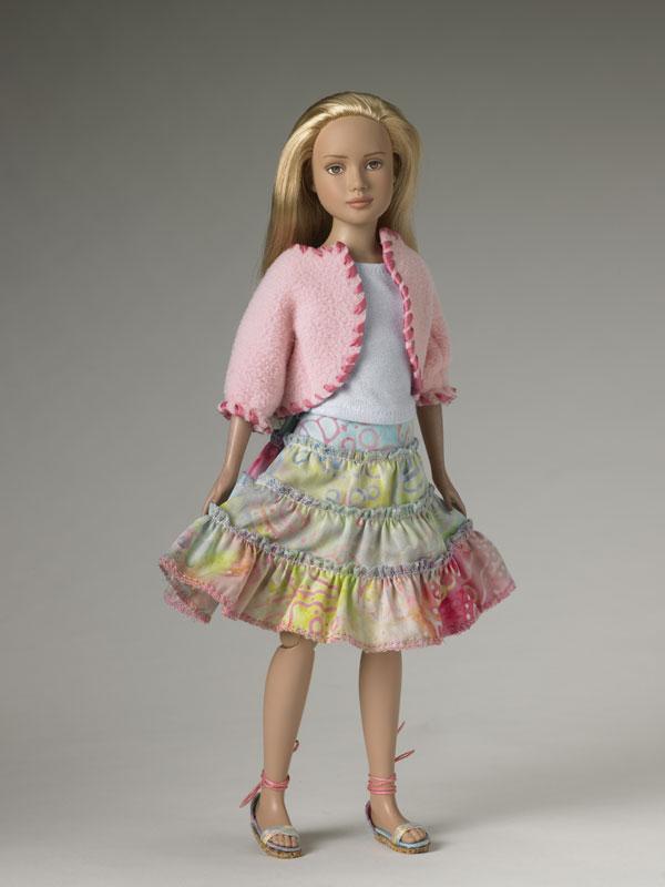 sweet girl doll