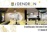 Co-working at HKU – iDendron SEED Programme