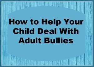 Adult-Bullies
