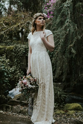 catherine backless simple lace wedding dress backless wedding dress dreamers and lovers embroidered lace wedding dress with