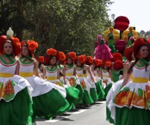 Madeira Flower Festival 2014 / Três Letras