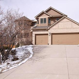 SOLD IN THE PINERY 8587 Thunderbird Road, Parker 80134