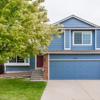 SOLD IN FOUNDERS VILLAGE 1127 Parsons Ave, Castle Rock 80104