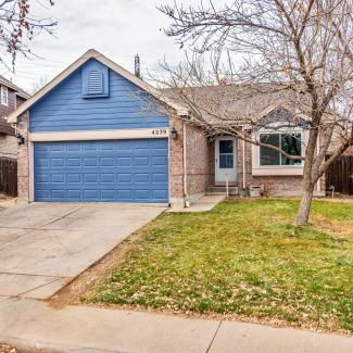 Cute Ranch with tons of Potential in Cherry Creek School District!