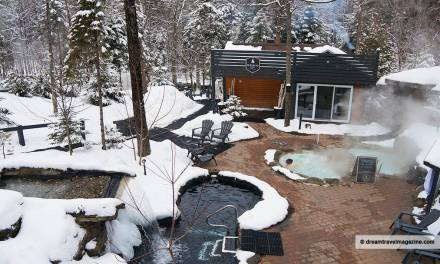 Winter Relaxation at Siberia Station Spa Quebec City