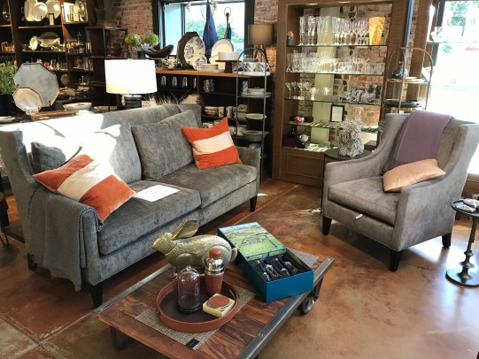 March Upholstery Sale