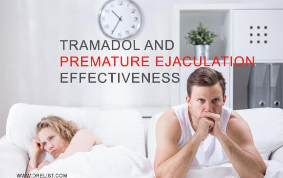 Tramadol And Premature Ejaculation Effectiveness image