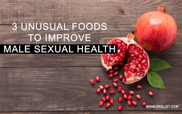 3 Unusual Foods To Improve Male Sexual Health image