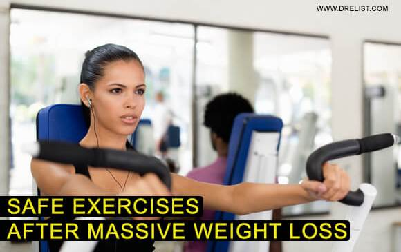 Safe Exercises After Massive Weight Loss image