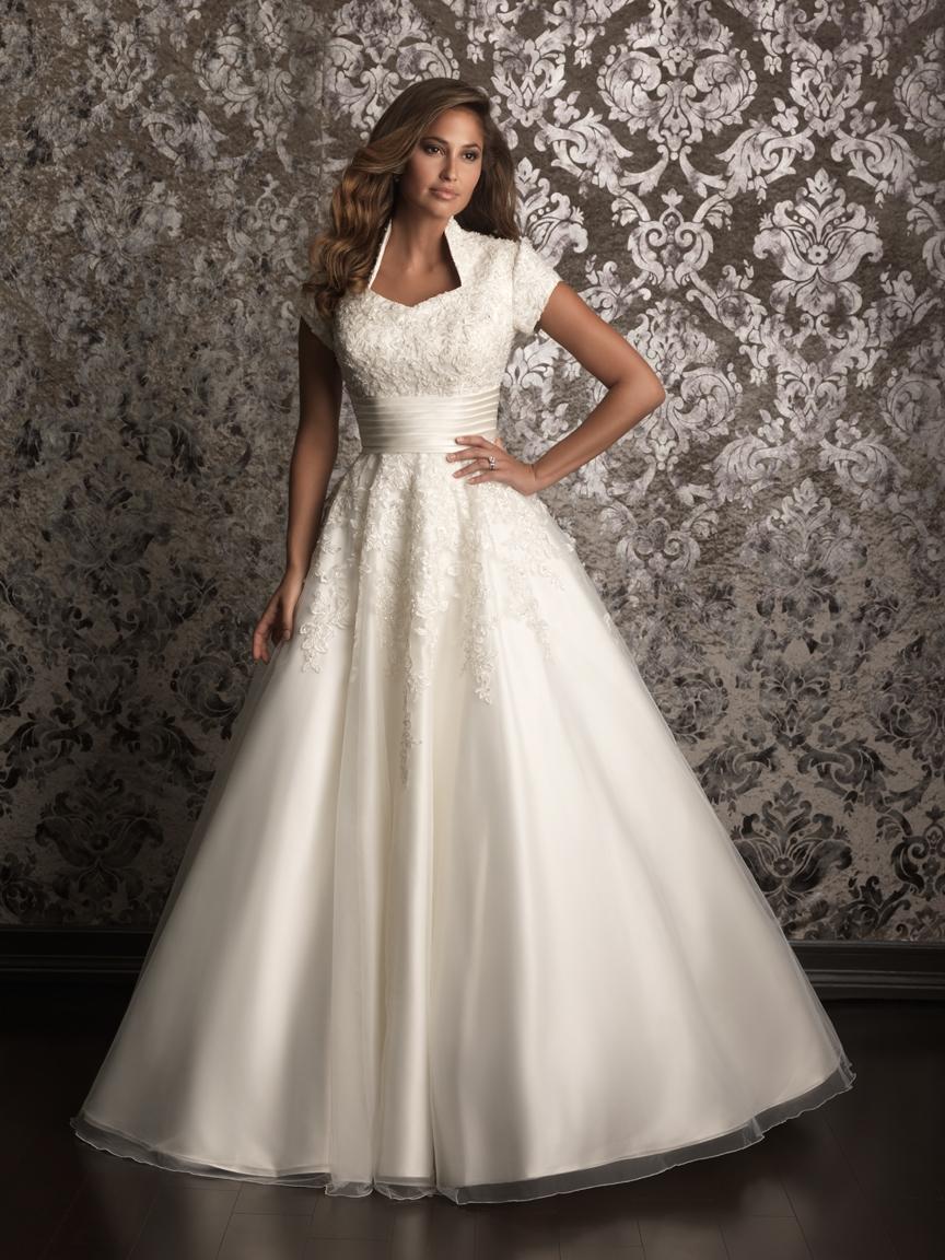 Fullsize Of Modest Bridesmaid Dresses