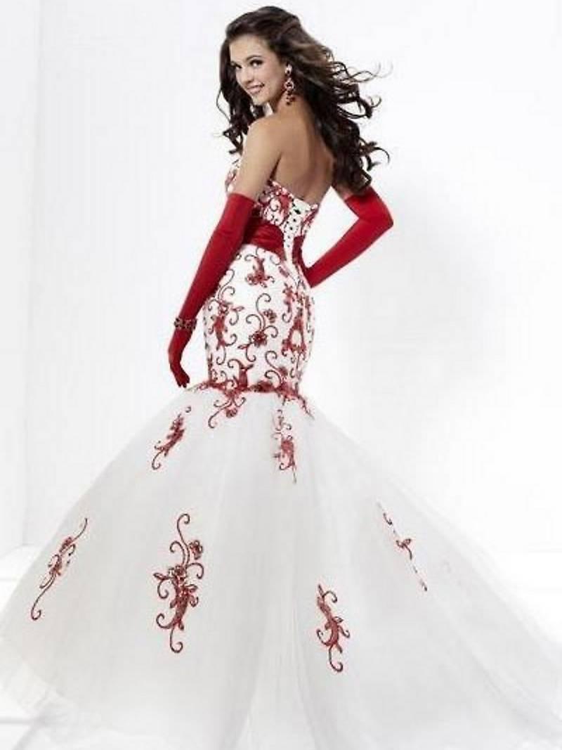 Large Of White Wedding Dresses