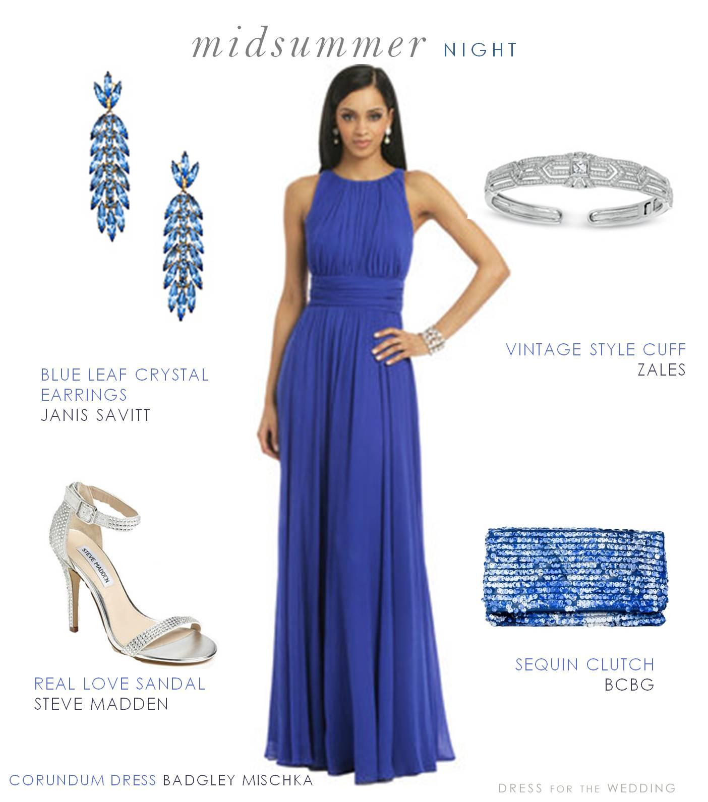 black dress for a wedding guest wedding guest dress Blue Formal Dress For A Wedding Guest