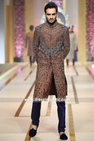 DRM5102 - Amir Adnan Sherwani 2017 Collection