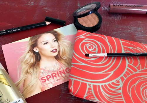 Hello Spring Ipsy March 2016 Glam Bag