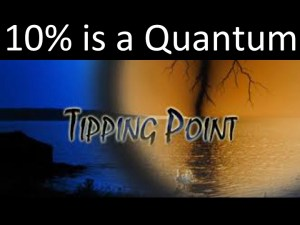 Quantum Tipping Point