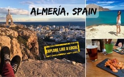 Explore Almería (Spain) Like a Local