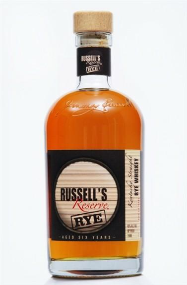russellsrye2 Review: Russells Reserve Rye Whiskey