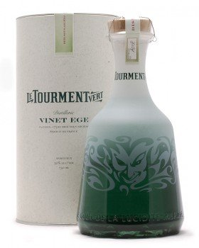 tourment3 Review: Distillerie Vinet Ege Le Tourment Vert Absinthe