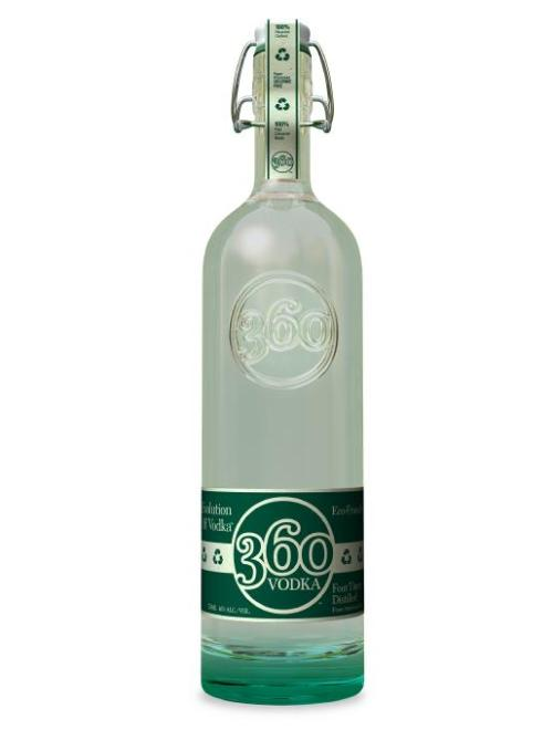 360 vodka Review: 360 Vodka