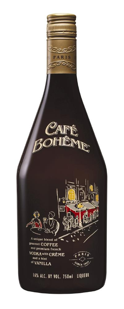 cafe boheme Review: Café Bohême Coffee Creme Liqueur