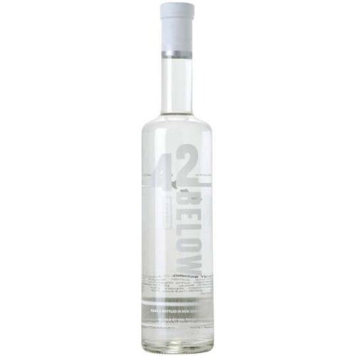 42 below vodka Review: 42 Below Vodka