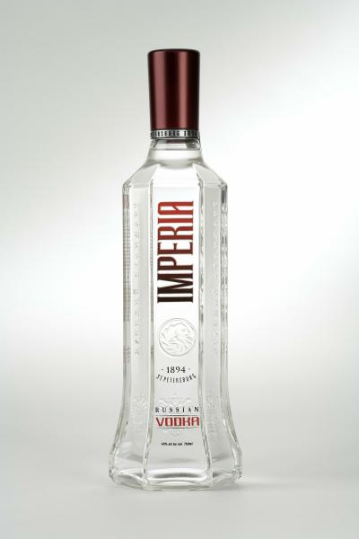 imperia Review: Russian Standard Imperia Vodka