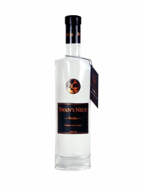 swans neck vodka Review: Sw