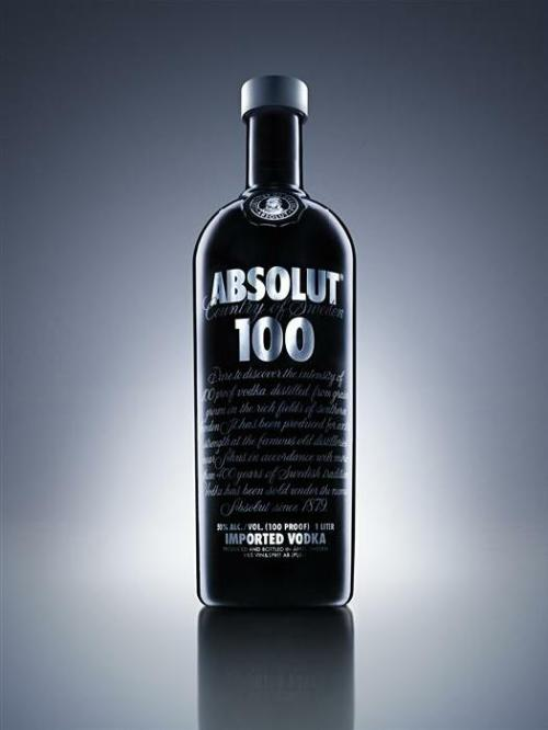 absolut 100 Review: Absolut 100 Vodka
