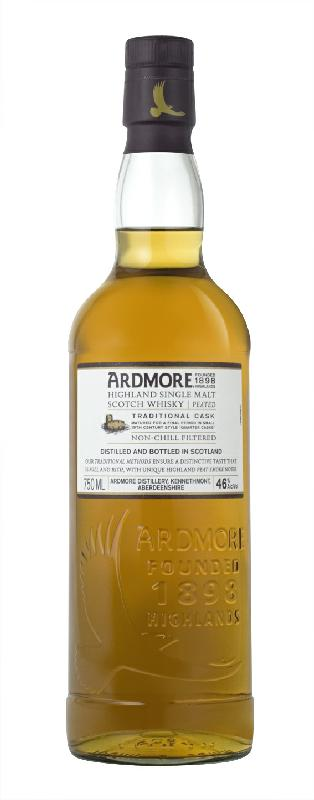 ardmore traditional cask Review: Ardmore Traditional Cask Scotch