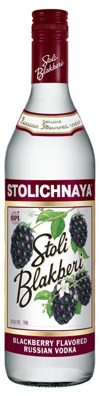 stoli blakberi Review: Stoli Blakberi Flavored Vodka