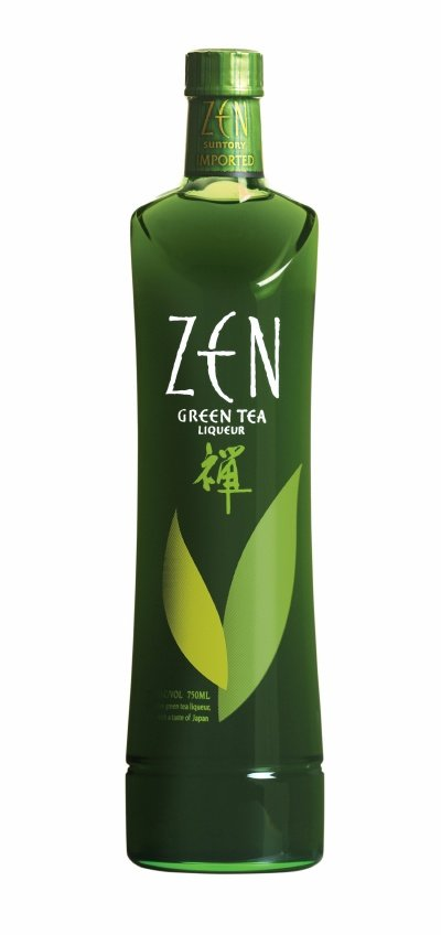 zen green tea liqueur Review: Zen Green Tea Liqueur
