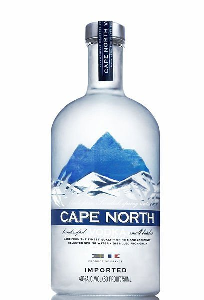 cape north vodka Review: Cape North Vodka