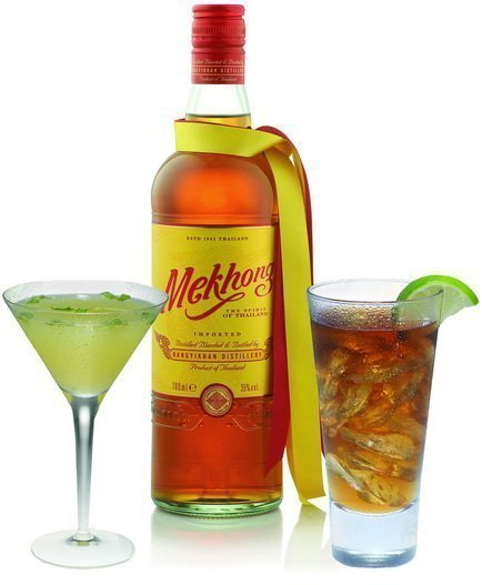 mekhong liqueur Review: Mekhong Liqueur