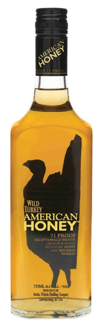 wild turkey american honey Review: Wild Turkey American Honey Liqueur
