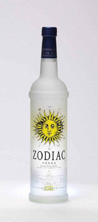 zodiac vodka Review: Zodiac Vodka