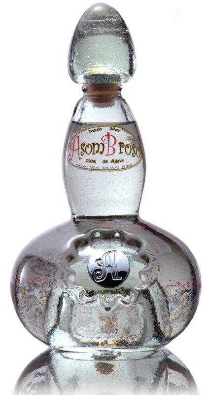 asombroso tequila Review: AsomBroso Blanco Tequila