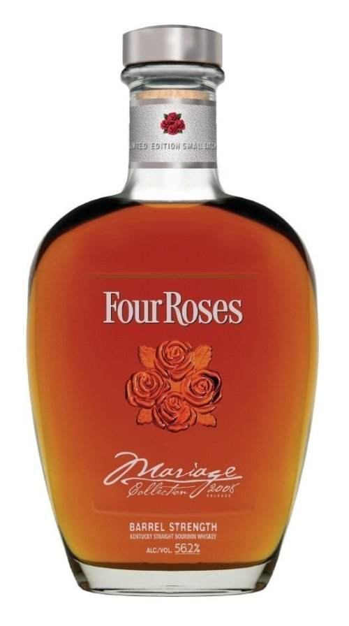 four roses mariage collection Review: Four Roses Mariage Collection Bourbon 2008 Edition